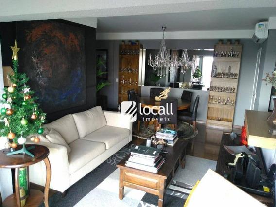 Apartamento Com 3 Dormitórios À Venda, 104 M² Por R$ 730.000,00 - Jardim Urano - São José Do Rio Preto/sp - Ap1578