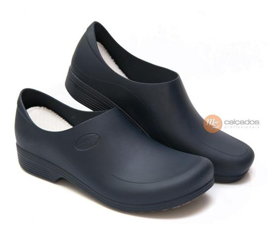 Sapato Antiderrapante Sticky Shoe Man Azul Marinho Ca 39.674