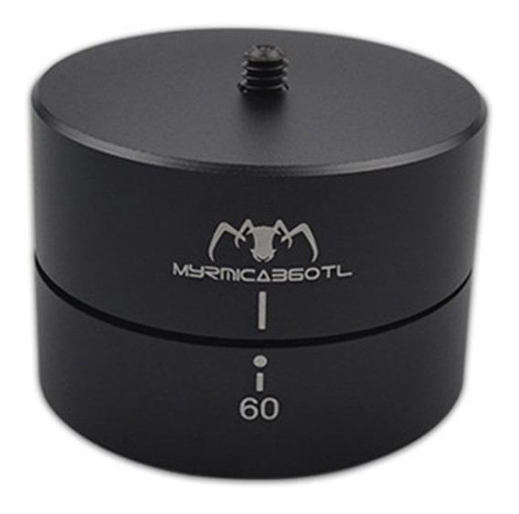 Base Time Lapse Rotaçao 360º - Gopro Sjcam Eken Canon Nikon