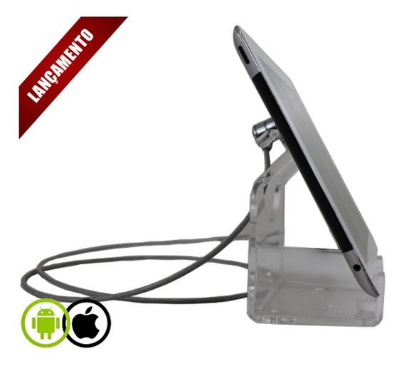 Trava E Suporte Antifurto Para iPad E Tablets 15928-trava