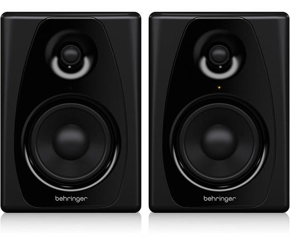 Monitor Audio Referência Behringer Studio 50 Usb 150w Par