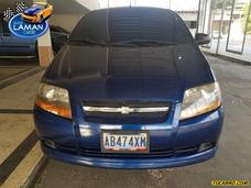 Chevrolet Aveo 3ptas Automatico