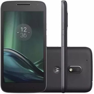 Celular Moto G4 Play 16gb Xt1602 Dua 2gb Ram 8mp Quad Core**