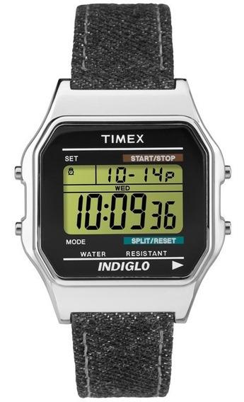 Relógio Timex Heritage Unisex Tw2p77100ww/n