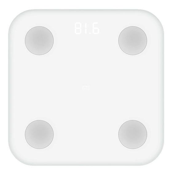 Bascula Inteligente Xiaomi Mi Scale 2 Medidor Masa Corporal