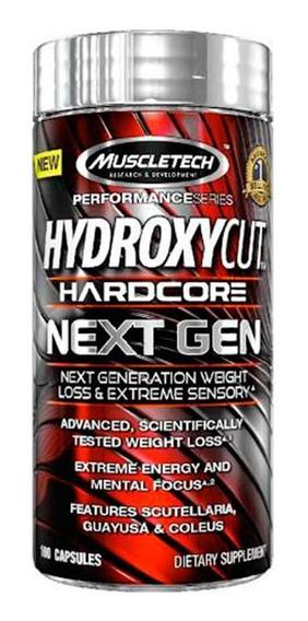 Hydroxycut Hardcore Elite Next Gen, 100 Caps