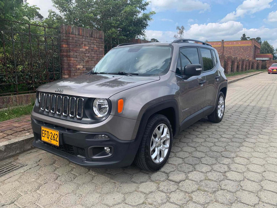 Jeep Renegade Sport Plus 1.8 Fe