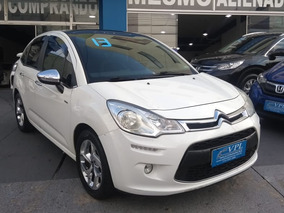 Citroën C3 1.6 Vti 16v Exclusive Flex Aut. 5p 2013 / 2013