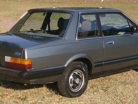 Ford Del Rey 1984 Série Prata 1o Dono Apto Para Placa Preta