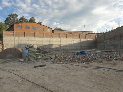 Terreno Cercado Ubicado En Ñahuinpuquio, Cerca A La Fiscalia