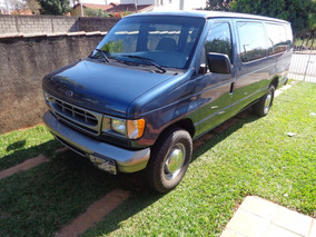 Ford Club Wagon Econoline 1998 Nao Kombi, Veraneio, Bonanza