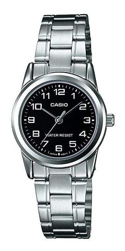 Reloj Casio Ltp V001 Bla De Dama Garantía