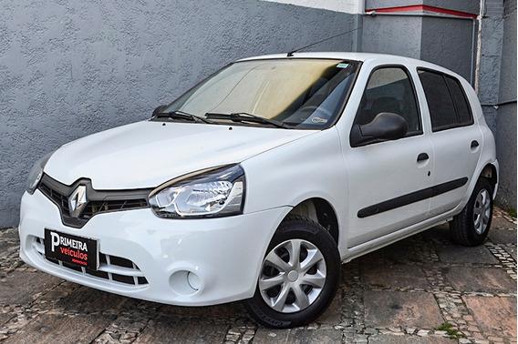 Clio Expression 1.0 2013/14, Completo, Só De Brasília