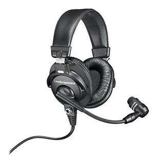 Audio -technica Bphs1 Broadcast Estéreo Auriculares Con Dyn