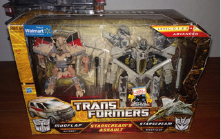 Transformers Hftd Starscream