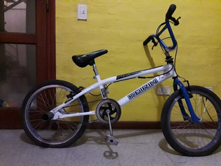 Bicicleta Rodado 20 Bmx