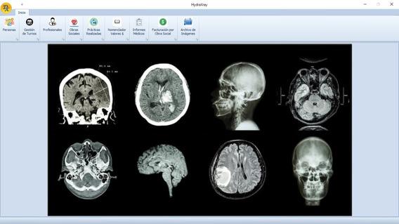 Programa Para Gestión De Centros De Radiología