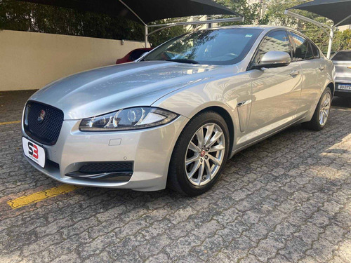 Imagem 1 de 10 de Jaguar Xf 2.0 Premium Luxury Turbocharged Gasolina 4p