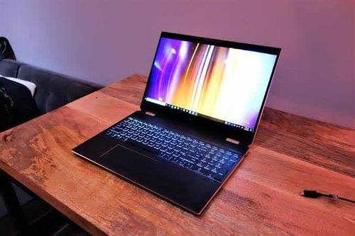 Laptop Convertible Hp Spectre X360 Con Pantalla Tactil 4k De