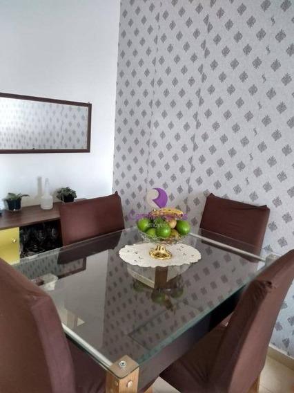 Apartamento Com 2 Dormitórios À Venda - Vila Urupês - Suzano/sp - Ap0802
