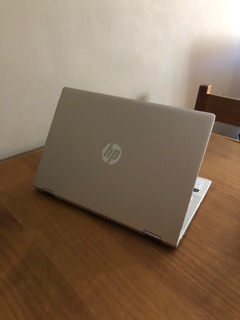 Notebook Hp Pavilion X360 14 Touch I5 8gb 128gb Ssd