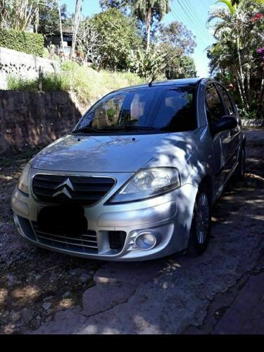 Citroën C3 2010 1.4 8v Glx Flex 5p