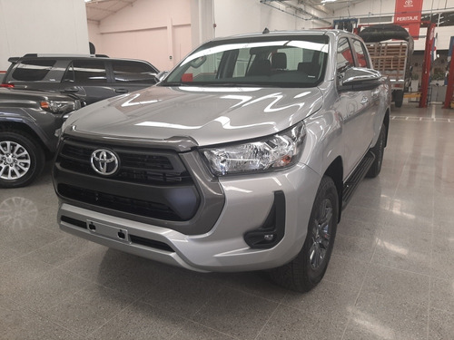 Toyota Hilux 2021 2.4 4x4 Diesel A/t