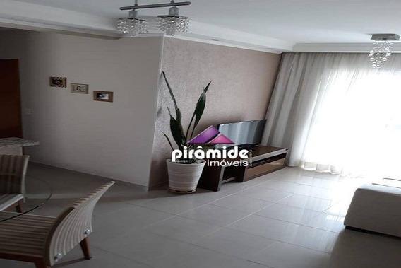 Apartamento Com 2 Dormitórios À Venda, 57 M² Por R$ 300.000,00 - Jardim Satélite - São José Dos Campos/sp - Ap11370