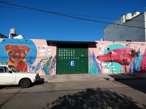 Cochera Con Excelente Renta En Barrio San Juan!