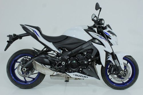 Suzuki Gsx-s1000z Abs 2021 Branca - Zero Km