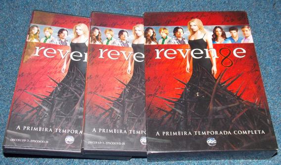 Box Revenge - 1 Temporada - Envio Por Cr