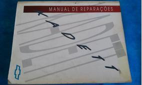 Manual Reparação Serviço Gm Kadett Cópia Encadernada