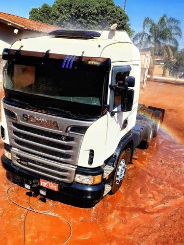 Scania G 420  G 420 6x4 Bug Pesado