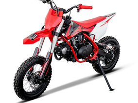 Mini Moto Cross Laminha 100 - Quadri E Cia Off Road