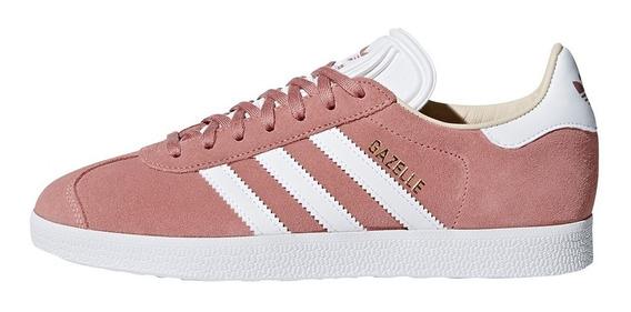 Zapatillas adidas Originals Gazelle Rosa Mujer