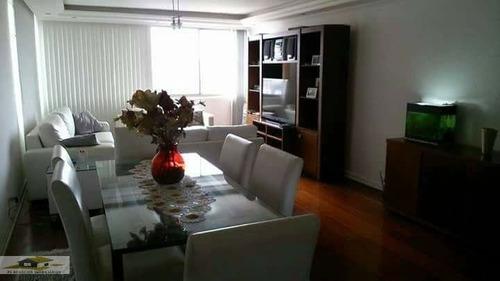 Imagem 1 de 25 de Apartamento A Venda No Bairro Aclimação Em São Paulo - Sp.  - Ap490-1