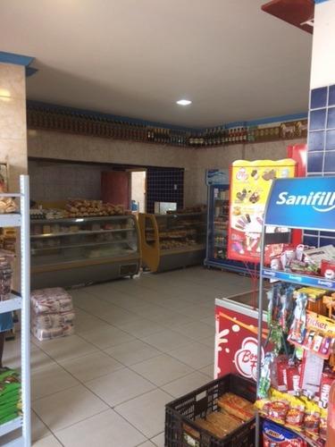 Imagem 1 de 7 de Prédio/ponto Comercial, Padaria+mercadinho+lj+02 Casas+3ºandar, Está Alugado - Pt00007 - 67725520