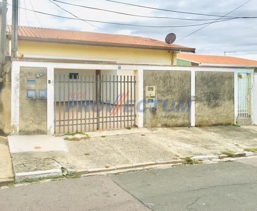Casa À Venda Em Parque Universitário De Viracopos - Ca263777