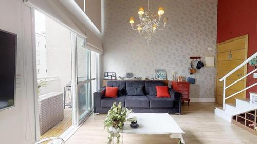 Imagem 1 de 29 de Apartamento Loft No Bairro Vila Andrade Sâo Paulo /sp - Ap3052v