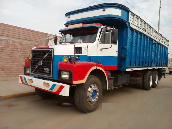 Camion Volvo N12 Tortoon