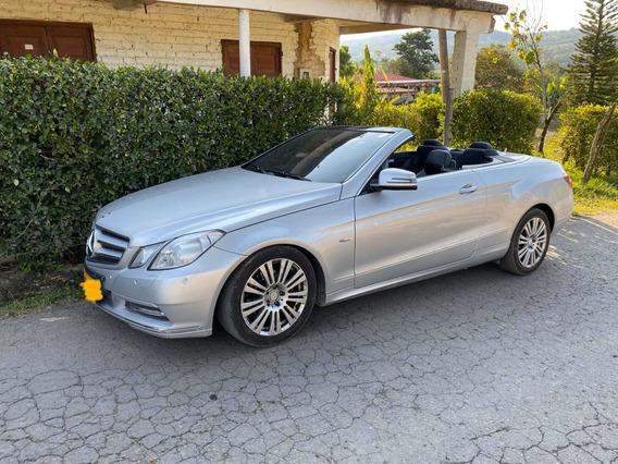 Mercedes-benz Clase E E200 Cgi Cabriolet