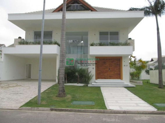 Casa Em Barra Da Tijuca - 75.2726 Bar