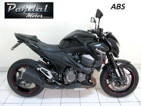 Kawasaki Z 800 Abs 2013 Preta
