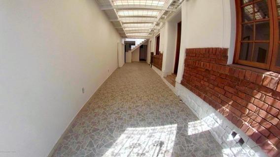 Casa Con 2 Alcobas, Teusaquillo Bogotá D.c.