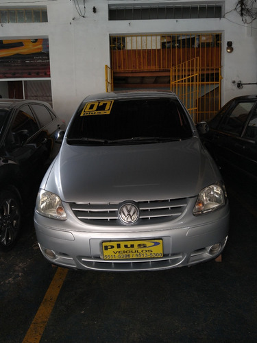 Volkswagen Fox 1.6 Plus - 2007 Completo