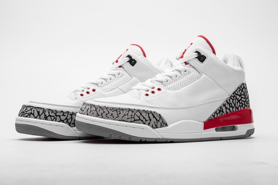 Tênis Air Jordan 3 Retro Hall Of Fame