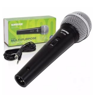 Shure Sv 100 Microfono Cardioide Dinamico De Mano