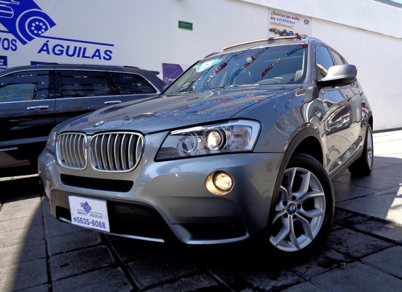 Bmw X3 2.0 Xdrive28ia Top Line Biturbo Mod. 2013