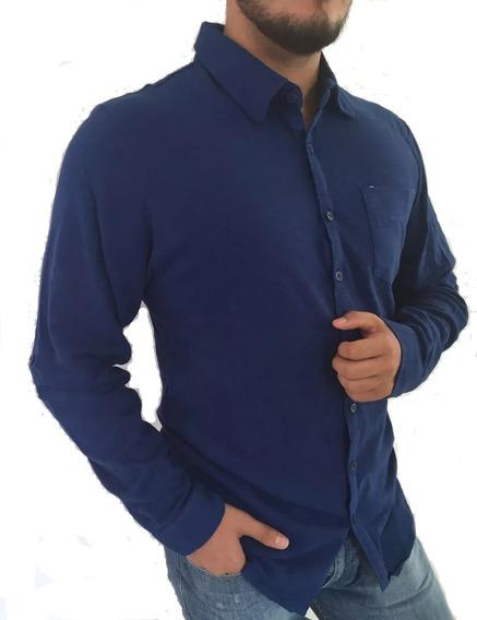 Camisa De Vestir Casual Contempo Hombre