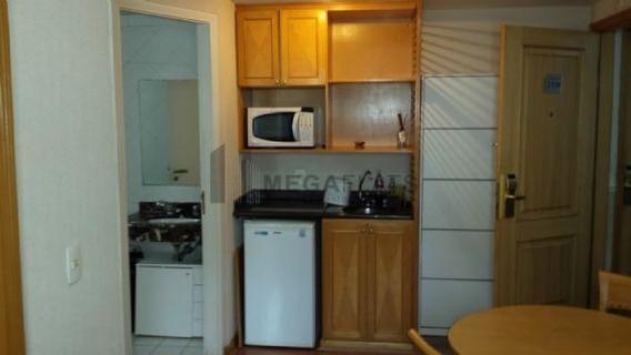 02445 - Flat 1 Dorm, Pinheiros - São Paulo/sp - 2445